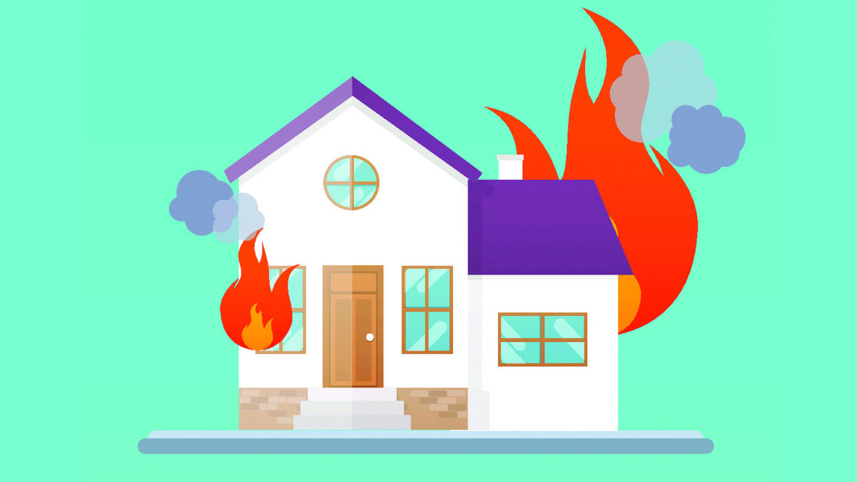 10 Tips for Preventing Winter Home Fires
